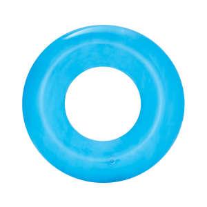 Kék átlátszó Úszógumi 51cm 30323807