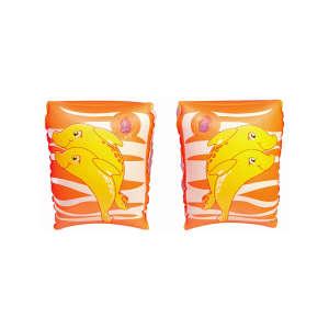 Narancssárga delfines karúszó 25x15cm 30476632
