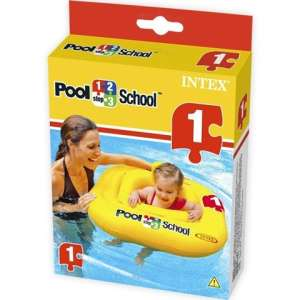 Pool Shool bébiúszó 79x79cm 30323838 Strandjáték