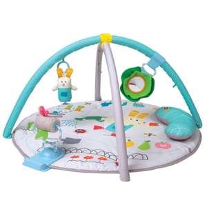 Taf Toys Játszószőnyeg - Kert #kék-fehér 30491590 Bébitornázó és játszószőnyeg
