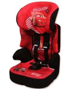 Nania Disney Beline SP Autósülés 9-36kg - Verdák #piros 30488397