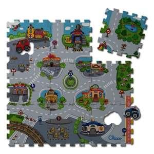 Chicco City Puzzle - mosható szőnyeg 9db-os 30325545