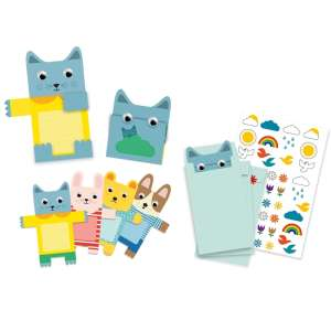Djeco - Cluddly toys Meghívókártya 30405595