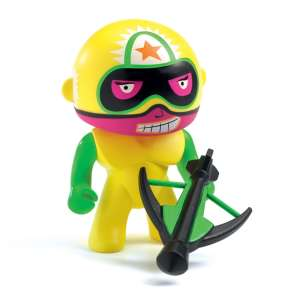 Djeco - Pop Star szuperhős figura 30405536