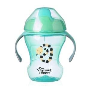 Tommee Tippee Explora easy drink cup - csőrös Itatópohár 6+ (230 ml) #zöld 30478626