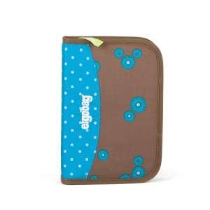 Ergobag Tolltartó - Schnurrbear #kék-barna 30405280