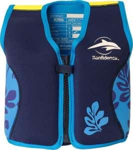 Konfidence Navy Blue neoprén úszómellény 30487750 Strandjáték