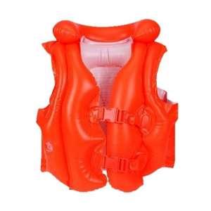 Intex úszómellény - narancs 30327049 Strandjáték