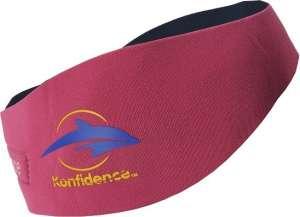 Konfidence AquaBand Neoprén fülpánt úszáshoz pink (52 cm) 30482011