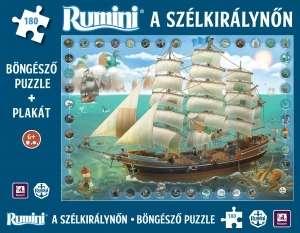Rumini a Szélkirálynőn Puzzle 30405698 Puzzle gyereknek