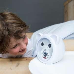 Bobby alvás-edző (sleeptrainer) és ébresztőóra 30484246 Falióra, ébresztőóra