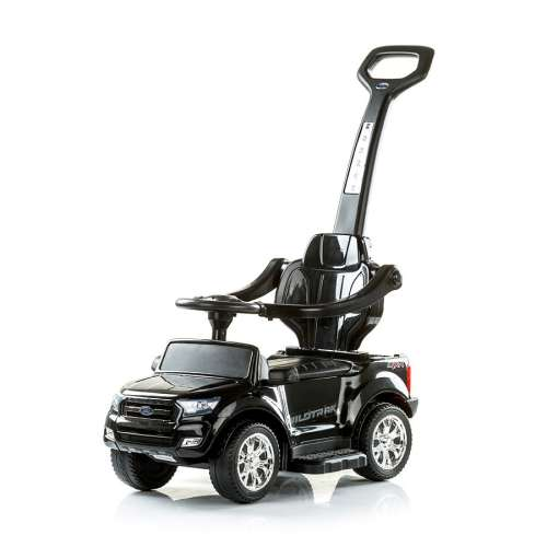 Chipolino Ford Ranger Bébitaxi tolókarral #Fekete