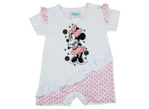 Disney rövid ujjú Napozó - Minnie Mouse #fehér