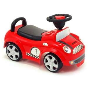 Baby Mix lábbal hajtható Versenyautó #piros 30329691
