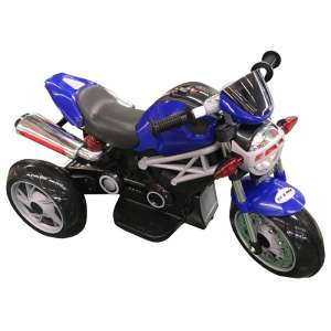 Háromkerekű Elektromos sportmotor #kék 30329697