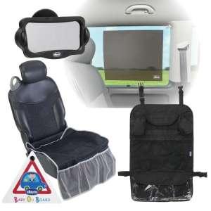 Chicco autós Biztonsági szett 5db-os #fekete 30329821 Kiegészítők utazáshoz