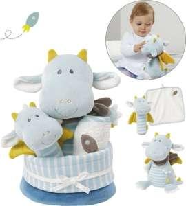 Baby Fehn ajándék szett #kék sárkány 30381014