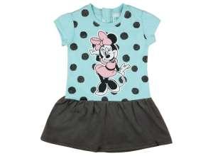 Disney Minnie glitteres, pöttyös rövid ujjú lányka ruha 30484165
