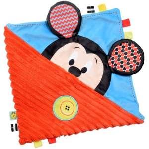 Mickey egér Disney plüss cumi kendő 30330794 Mickey Rágóka, csörgő