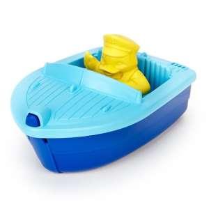 Green Toys Mini Hajó Kék 30404826