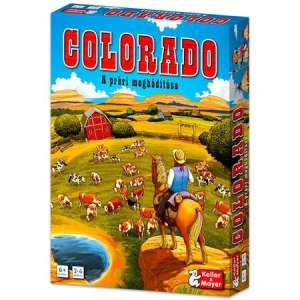 Keller & Mayer Colorado Társasjáték 30330965 Társasjáték
