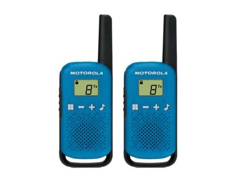 Motorola TLKR T42 Blue adó-vevő készülék
