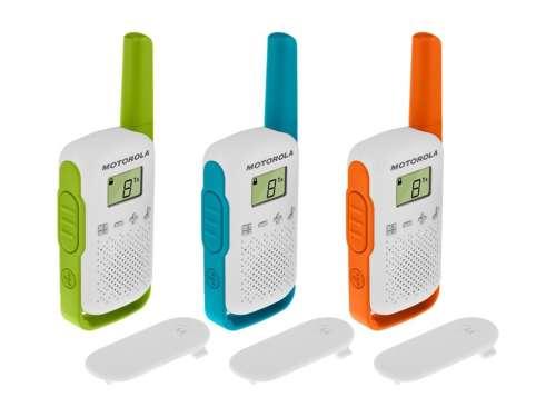 Motorola TLKR T42 Triple adó-vevő készülék