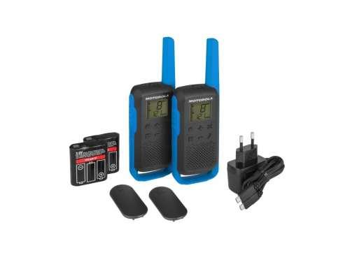 Motorola TLKR T62 Blue adó-vevő készülék