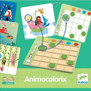 Animo Colorix 30404622 Fejlesztő játék ovisoknak