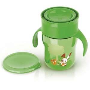 Avent első Ivópohár 260 ml - Nyuszi #zöld 30332239 Itatópohar, pohár, kulacs
