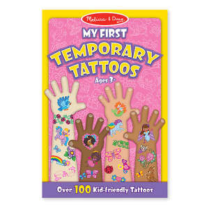 Melissa & Doug Tetoválás, lány 30405411