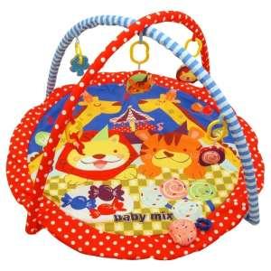 Baby Mix játszószőnyeg #oroszlán, zsiráf, tigris 30333033