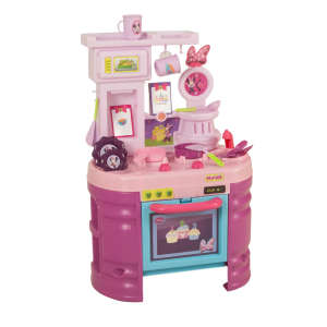 Disney Minnie egér Játékkonyha kiegészítőkkel #rózsaszín 30333303