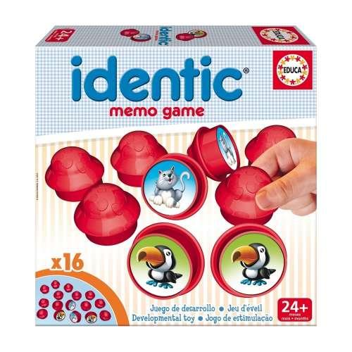 Educa Állatos párkereső memória játék