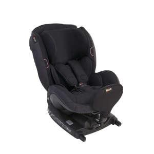 BeSafe iZi Kid X2 I-Size Autósülés 0-18 kg - Midnihgt Black Mélange #fekete 30333645