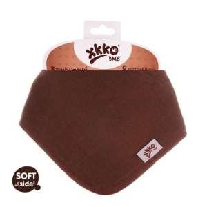 Xkko Bambusz patentos Nyálkendő #barna 30333654 Nyálkendő