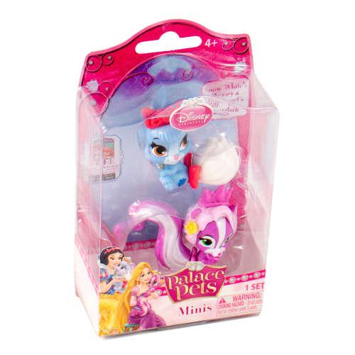 Disney Palace Pets Mini palota kedvenc figurák, Berry és Meadow