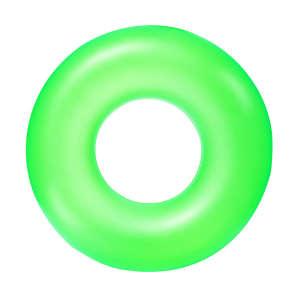 Neon zöld úszógumi, 76cm 30334119 Strandjáték