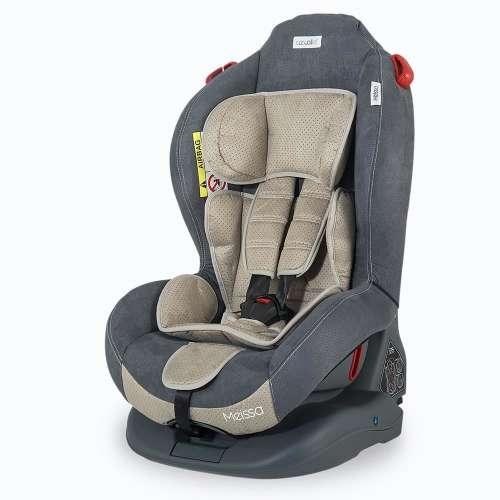 Cocccolle Meissa ISOFIX 0-25 kg biztonsági Autósülés #szürke