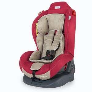 Cocccolle Meissa Isofix biztonsági Autósülés 0-25kg - Burgundy #piros 30334155