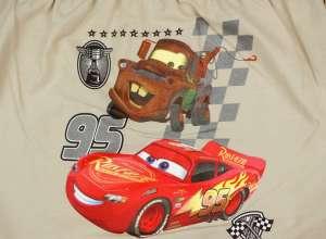 Disney Cars/Verdák fiú oviszsák 30377569
