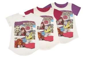 Gyerek póló - Monster High (méret:116-164) 30480721