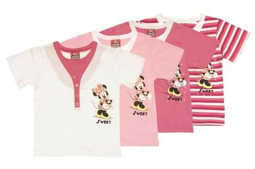 Disney Minnie baba, gyerek póló (méret:80-128)