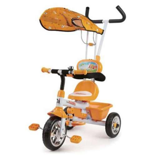 Fedeles Tricikli #narancssárga