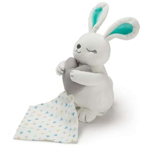 Summer Infant Szívverés hangot lejátszó plüss - Nyuszi #fehér 30335499