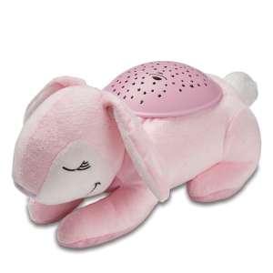Summer Infant Éjszakai fény és altatódal lejátszó - Nyuszi #rózsaszín