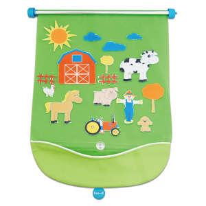 Koo-di fuzzi fun Napellenző #zöld 30335575 Napellenzők és árnyékolók