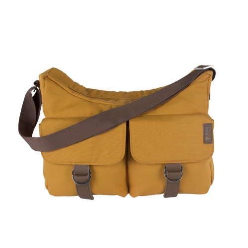Koo-di Hobo Pelenkázó táska #mustársárga