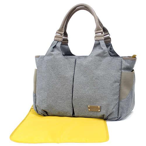 Koo-di Lottie Pelenkázó táska#szürke