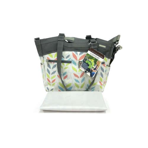 JJ Cole Camber Bag Citrus pelenkázó táska